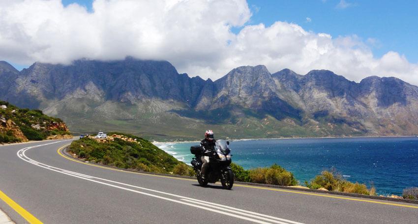Motorräder Bmw Gs Mieten In Kapstadt Südafrika Mahena Safaris