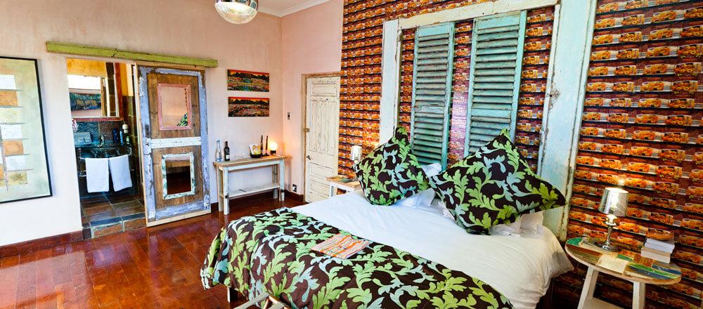 Gästehaus in Kapstadt - Unterkunftsbeispiel in Kapstadt