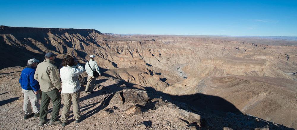 Fish River Canyon Namibia - den zweitgrößten Canyon der Welt erkunden