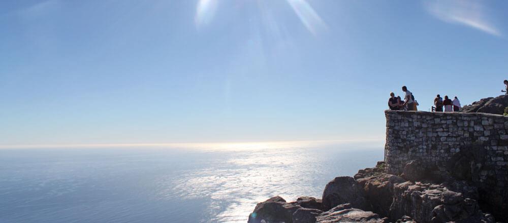 Tafelberg Kapstadt - das Wahrzeichen Kapstadts der Mutterstadt Südafrikas besuchen