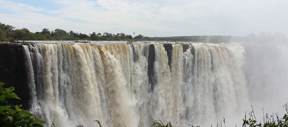 Victoria Falls - UNESCO Weltnaturerbe in Simbabwe