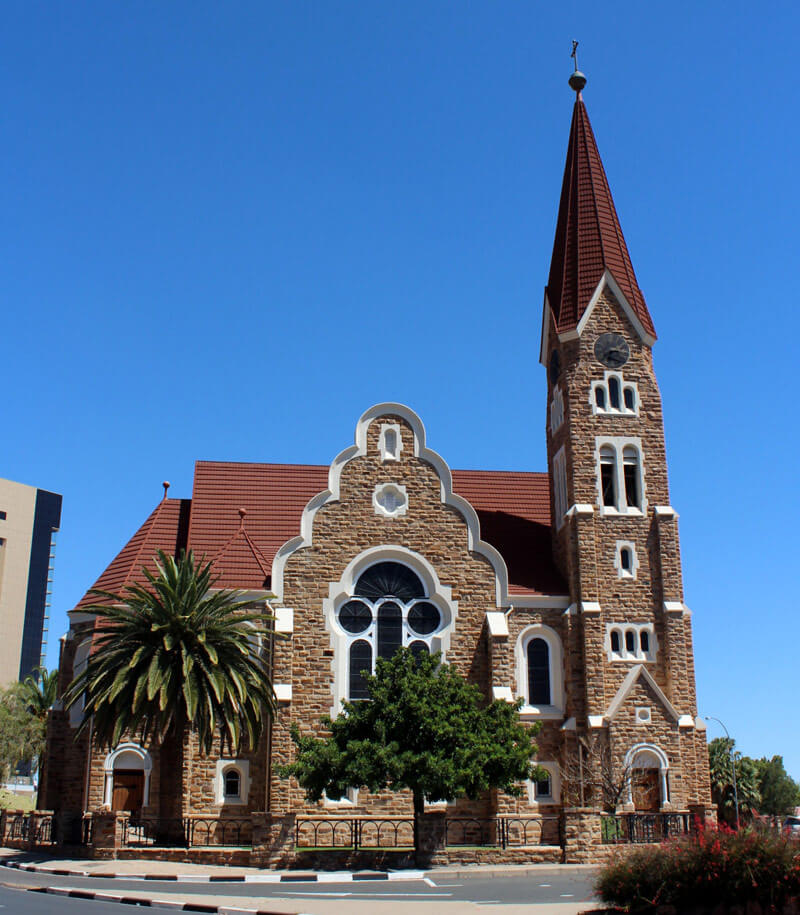 Christuskirche in Windhoek
